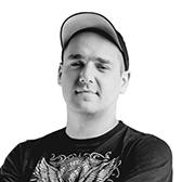 Adam - Senior Designer