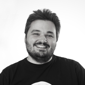 Piotr - Developer
